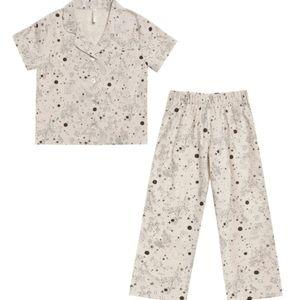Rylee + Cru Garden Stardust Bedtime Pajama Set -